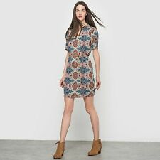 Vero Moda Womens Short-Sleeved Dress
