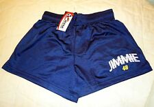 Jimmie Johnson NASCAR #48 Womens mesh shorts New with Tags Gym, Workout, Running