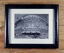 EBBETS FIELD - ICONIC BALLPARK OF BROOKLYN DODGERS PRIOR TO 1947 WORLD SERIES