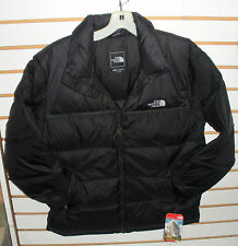 THE NORTH FACE MENS NUPTSE DOWN JACKET-# C759- TNF BLACK- S, M, L -  NEW