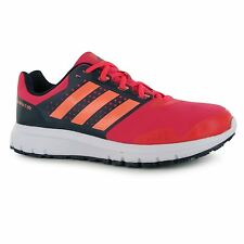 Adidas Duramo 7 TR Running Shoes Womens Red/Glow Run Fitness Trainers Sneakers