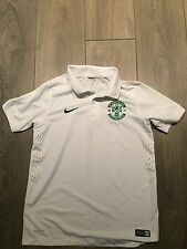 Hibernian Away Shirt Player Spec 2014/15 Youths Large Rare