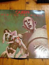 Queen- News Of The World  Vinyl LP, Good Condition