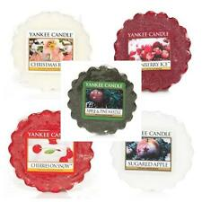 Yankee Candle Wax Tart Melt VARIETY Winter Christmas Fragrances