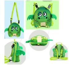 Toddler Kid Children Boy Girl hard 3D Animal Backpack  School Bag Kindergarten