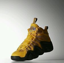 Adidas Crazy 8 LAKERS Basketball Shoes KOBE 2009 NEW MENS Color BLACK/YELLOW
