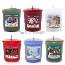 Yankee Candle Winter Christmas Votive Sampler VARIETY