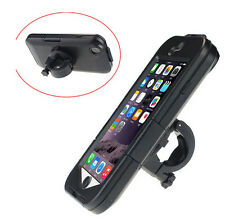 Holder Case Plus 6s Handlebar Bicycle Mount Motorcycle iPhone 6 Waterproof Bike