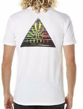 Men's Billabong AI Forever White Surf T Shirt / Tee. Size M. NWT, RRP $49.99.