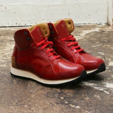 NEW Mens Mr. Hare Red 'Vonnegut' Trainers GENUINE RRP: £405