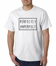 allwitty 1046 - Unisex T-Shirt Perfectly Imperfect Box Outline
