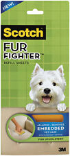 3M 849RF-8 Scotch 8-Count FurFighter Pet Hair Removal Refill