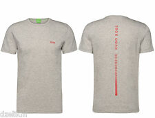 NWT Hugo Boss Green Label By Hugo Boss LOGO-Back Tee Cotton T-Shirt Size M