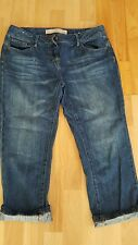 Ladies Next Cropped Jeans size 8 petite