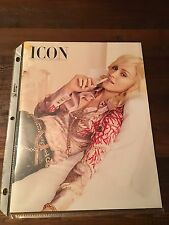 Madonna ICON Magazine - Issue #43- RARE