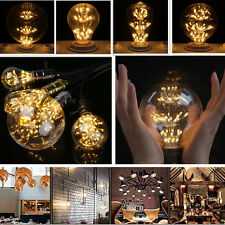 E27 3W Screw Vintage Retro Edison LED Filament Xmas Decor Light Lamp Bulb 220V