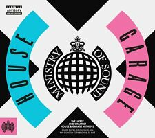Ministry Of Sound - House X Garage (CD)
