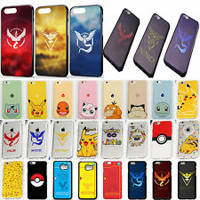 Cute Pokemon Cartoon Pikachu Phone Case Cover Skin For iPhone 5 5s SE 6 6s Plus