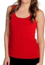NEW - Affinity for Knits™ Essentials Scoop Neck Solid Basic Tank Top