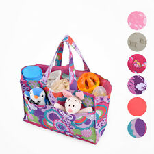 Portable Baby Diaper Nappy Changing Mummy Storage Insert Bag Handbag #JY