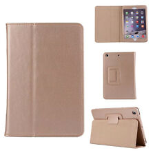 High Quality Leather Flip Thin Stand Tablet Case Cover For ipad mini 1/2/3 4