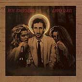 PETE TOWNSHEND THE WHO EMPTY GLASS Solo 24K GOLD Cd  Daltrey Moon Guitar God