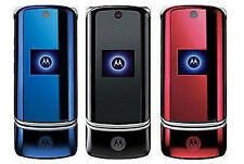Motorola Krzr K1 Original Unlocked Mobile Phone Bluetooth 2.0MP GSM mobile phone