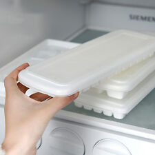 healthy ice maker DIY Freeze Mold with cover ice making tray with  Ice cubes RW