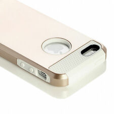 PC Shockproof Dirt Dust Proof Hard Matte Case For iPhone 5 5S SE