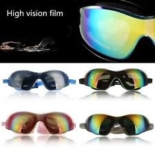 Anti-fog Uvioresistant Swimming Goggles Adjustable UV Glass + Silicone Ear Plugs