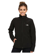 The North Face Apex Bionic Softshell Jacket Womens Black NEW NWT