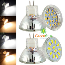 MR11 GU4 3W/5W 12/18 SMD 2835 LED Energy Saving Spot Light Lamp Bulb AC/DC12-30V
