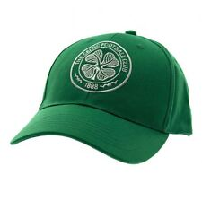 Celtic FC Baseball Cap GRN Adults Football Soccer SPL Team Hat Headwear
