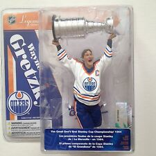 McFarlane NHL Legends Series 4 Wayne Gretzky Oilers Stanley Cup -Sealed Package!