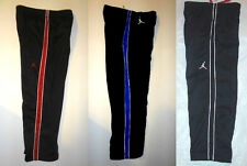 Air Jordan Nike Boys Athletic Pants Blk/Red, Blk/Blue or Blk/White Size 4 NWT