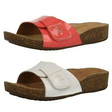 Ladies Clarks Casual Slip On Sandals Perri Reef