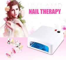 Professional Gel Nail Dryer High quality 36W UV Lamp 220V EU Plug Led Nail Lamp