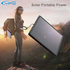 30000mAh USB Solar Panel Power Bank External Battery for Cell Phone Charger