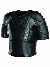 Troy Lee Designs Black UPS5850 - Hot Weather MX Body Armour