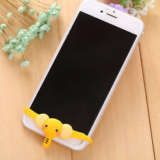 Sexy Elephant Underwear Silicone Button Key Protector Case Phone Dust Plugs