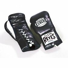 Cleto Reyes Traditional Contest Boxing Gloves - Black
