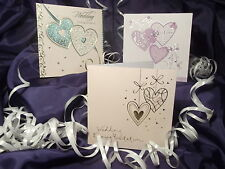 Quality card Wedding Evening invitations by simon Elvin