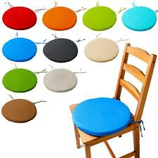 Seat Pad Office Chair Chair Cushion Indoor Round Cushion Patio New Tie On Dining