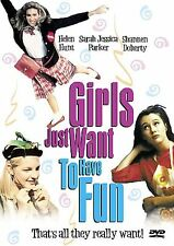 Girls Just Want to Have Fun (DVD, 2001)