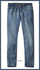 BANANA REPUBLIC MENS SLIM STRAIGHT Medium Wash JEANS NEW FREE FAST SHIPPING
