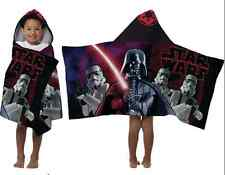 Disney Star Wars Classic Darth Vader with Storm Troopers Hooded Towel - NEW