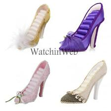 High Heel Shoe Ring Holder Jewelry Display Stand Rack in 4 Styles