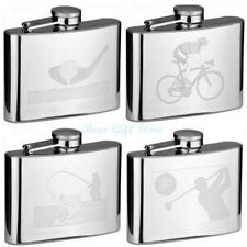 Pocket HIP FLASK Thank you For Men Birthday Gift Idea For Him Fathers Day
