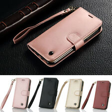 Luxury Magnetic Cover Stand Wallet Leather Case For Apple iPhone 7 6S 6 Plus 5S