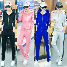 new spring autumn Korean fashion trend leisure Ms. two-piece  Sport suit
